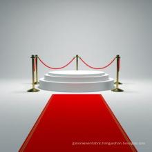 Design Firepro of blanket Hotel Red 100% Tufted Carpet