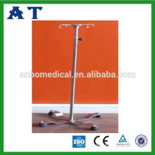 S.S adjustable height pole I.V.STAND