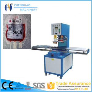 8KW PVC Infusion Bag Welding Machine