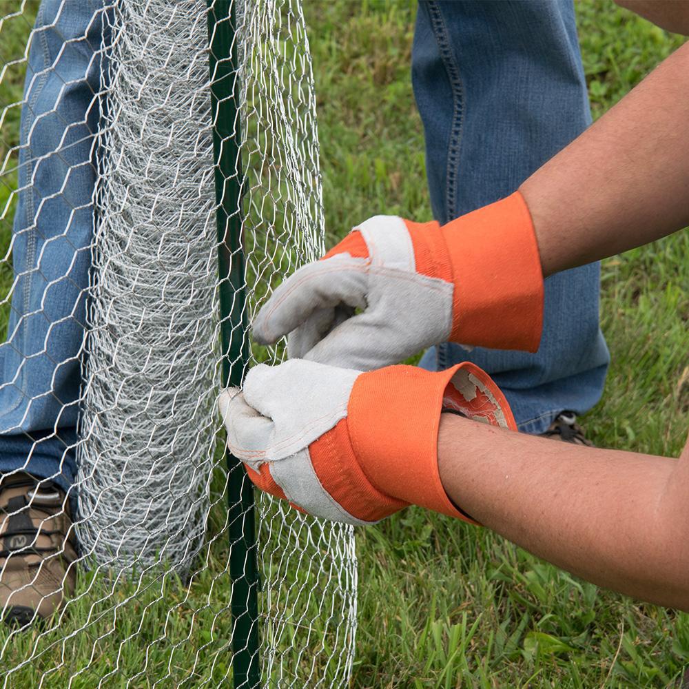 China PVC Sechskant Draht Netz für Geflügel Hersteller