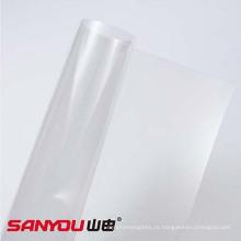 Película de proteção de pedra transparente