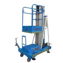 500kg aluminum alloy high quality lifting platform