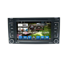 Quad-Core-DVD-Player für Auto, Wi-Fi, BT, Spiegel Link, DVR, SWC für VW OLD TOUAREG