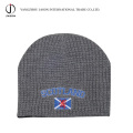 Sombrero de punto de acrílico Sombrero de punto de invierno Sombrero de acrílico cálido Sombrero de punto de acrílico Toque de punto Sombrero de punto de acrílico
