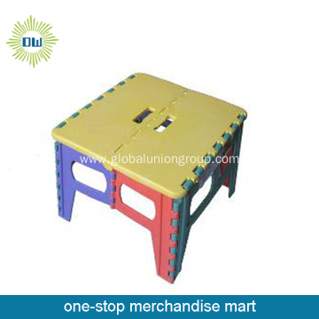 Wholesale Plastic Foldable Step Stool