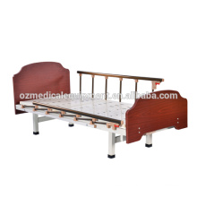 High Quality Nursing Home Australia Design Manual Crank Medical Hospital Bed