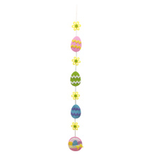 Easter egg hanging wall sign decorations