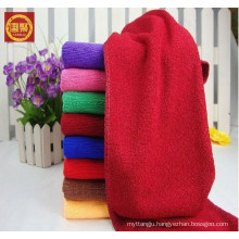 high quality 100% microfiber bath towel, sex girl bath towel