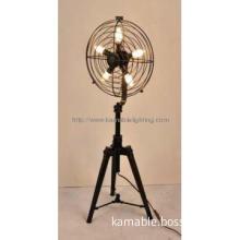 Tripod  Iron desk lamp