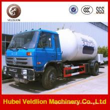 5 Tonnen LPG Bobtai Transport Nachfüllung Propangas 12m3 LPG Dispener Truck