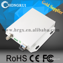 HDSDI / VGA / HDMI Videokonverter Hersteller 1 CH SDI mit SFP Port 3G unkomprimiert