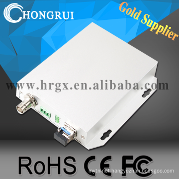 1 CH 3G SDI video converter over fiber optical SFP