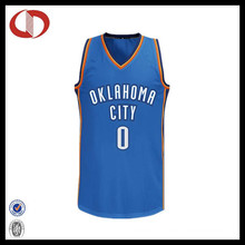 OEM Service Custom Made Breathable Basketball Jersey for Man