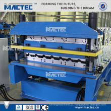 Most popular metal roofing double layer roll forming machine