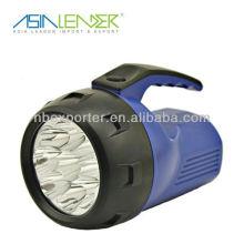 9LED tragbare Handlampe