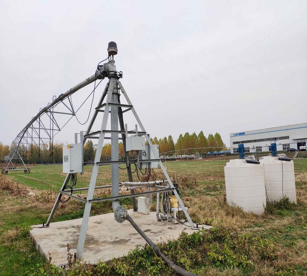 Water And Fertilizer Integration 2