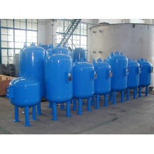 Small Size Vertical Cylindrical Tank Equipment