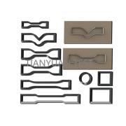 Hcs Steel Cut Shape Tinggi Cutting Tool