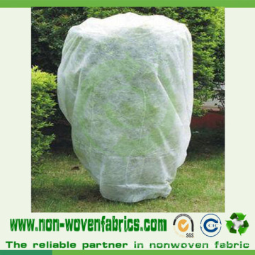 Tissu non tissé Spunbonded pour couverture d'arbre