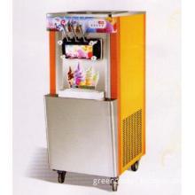 upright fresh ice cream maker machine