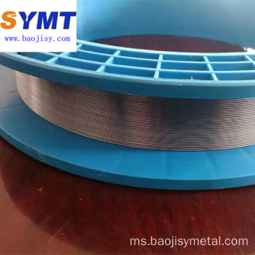Diameter: 0.5mm hingga 6.0mm Wire Zirconium