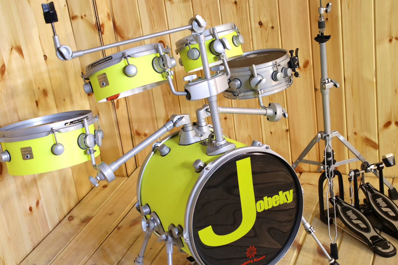 Portable Drum Set