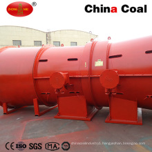 Underground Mining Explosion Proof Exhaust Axial Flow Ventilation Fan