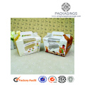 High quality barkery paper cake box for kids