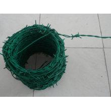 Alambre revestido revestido del PVC