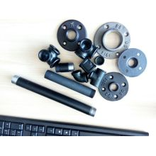 Black and galvanizing Malleable Iron Pipe Fittings