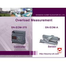Sensor de sobrecarga para el elevador (SN-Moe-370 y SN-Moe-A)