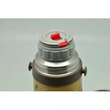 Flacon à vide de haute qualité 304 en acier inoxydable à double paroi Svf-1000e
