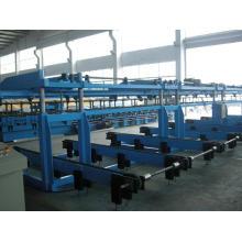 Заводская цена и высокая скорость штабелирования цветной окрашенной стали автоматический штабелеукладчик