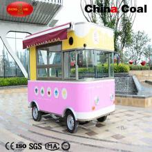 Coche de comida rápida Pink Street