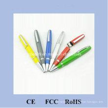 Рекламные пользовательские металлических USB ручка H-507