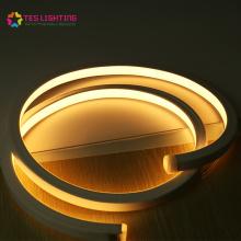 nouvelles lumières linéaires LED encastrées au néon d'intérieur ip68