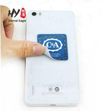 Dispositivo de limpeza de tela de microfibra pegajoso para smartphone