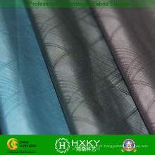 Grade Design gravando com tecido de poliéster em Men′s casaco Casual ou jipe