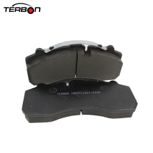Heavy Duty Brake Pad With Emark For Mercedes Benz Actros