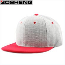 Sports Baseball Cap Man Hat Snapbacks en blanc