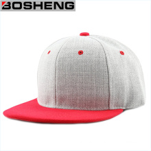 Sports Baseball Cap Man Hat Snapbacks en blanc