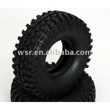 Custom RC rubber tires and rubber wheels