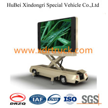 Xdr Traction Billboard Vehicle with Fashionable Appearance