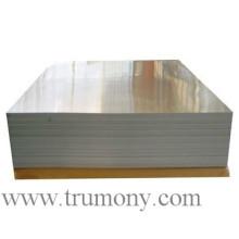 Heat Exchanger Aluminium Heat Transfer Plates Brazing En Aluminium Polished Sheet