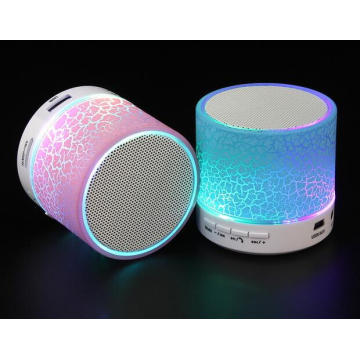 Werbeartikel LED Wireless Portable Bluetooth Lautsprecher