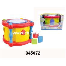 2016 Battery Operated Funny Drum with Music and Light (045072)