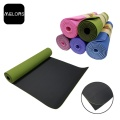 TPE Fitness Yoga-Kit Twin Color Exercise Mats