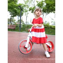 Personalize a bicicleta de equilíbrio com novo design infantil bicicleta de equilíbrio