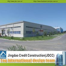 Low Cost und Bestseller Stahlkonstruktion Warehouse & Workshop