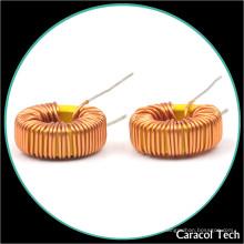Hot Sellers Toroidal Inductor Bobina do núcleo de pó de ferro Indutância do modo diferencial